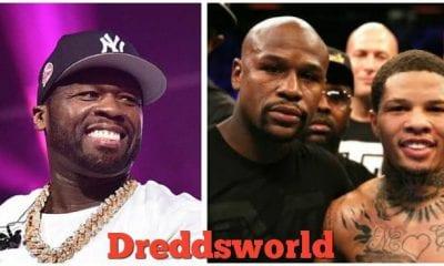 50 Cent Claims Gervonta Davis Stole Floyd Mayweather's Girlfriend