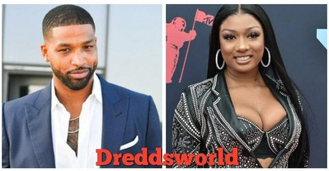 Megan Thee Stallion And Khloe Kardashian's Ex Tristan Sparks Dating Rumors