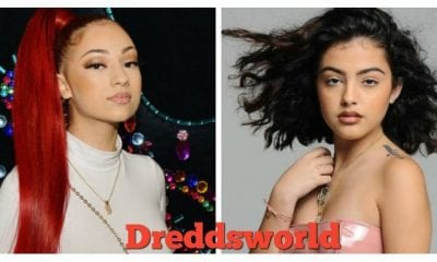 Bhad Bhabie Storms Malu Trevejo's House For A Fight