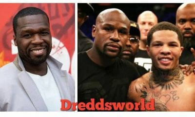 50 Cent Was Right About Gervonta Davis Dating Floyd Mayweather's Girl
