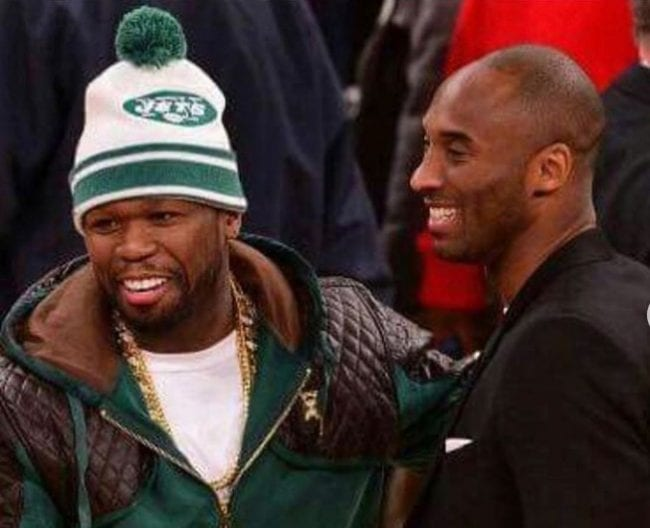 """Kobe Bryant's Death Humbles 50 Cent """"I'm Not Arguing With Anyone Anymore"""""""