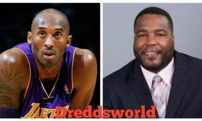 Dr Umar Johnson Claims Kobe Bryant Was Murdered In Conspiracy Theory