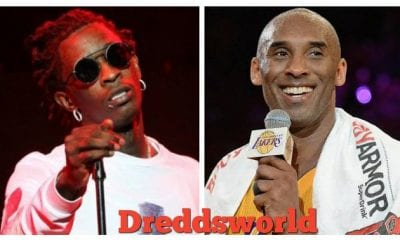 Young Thug Shares Controversial Kobe Bryant & Jesus Meme