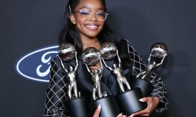 Full List Of Winners At The NAACP Image Awards
