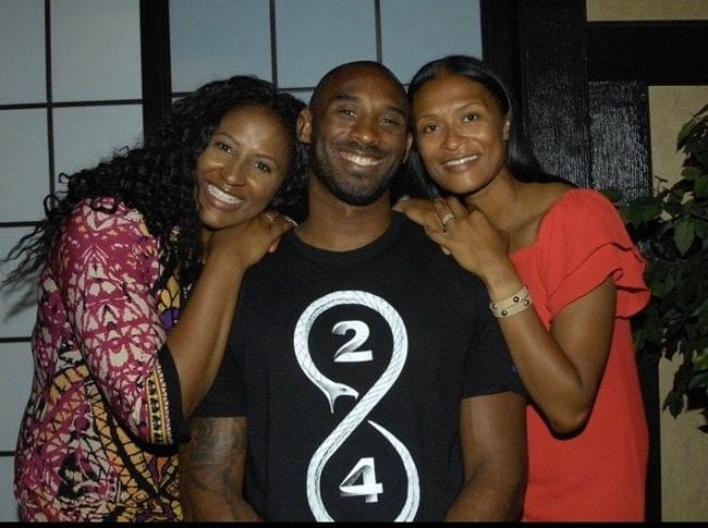 Kobe Bryant sister lashes out