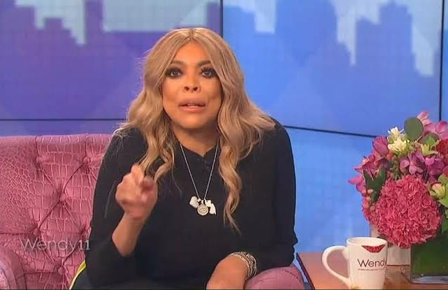 Wendy Williams Reacts To Nicki Minaj Marrying A Sex Offender