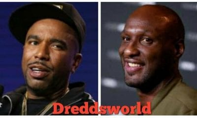 "Noreaga & Lamar Odom Get Into Heated Argument On ""Drink & Champs"""