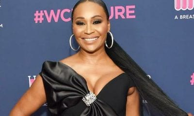 Cynthia Bailey Is Feeling Fine After Spending Time With Andy Cohen Who Tested Positive For COVID-19