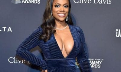 Kandi Burruss Shades Other Housewives As She Does #NoMakeUp Challenge The Right Way