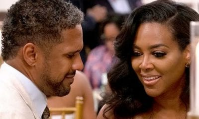 RHOA's Kenya Moore Says She & Marc Daly Are Working On Their Marriage