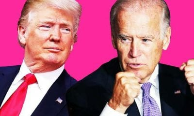 President Trump Gives Up, Predicts 'Joe Biden Will Be Your Next President