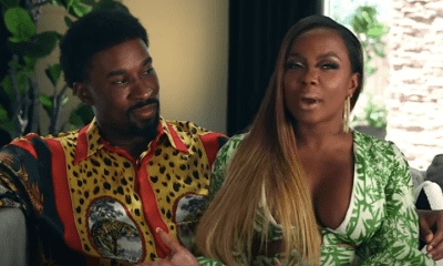 Phaedra Parks Needs Boyfriend Medina To Man Up - Medina Says Sex Is Not The Only Issue
