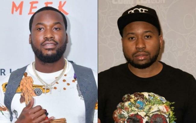 DJ Akademiks Banned On Twitch & Suspended From Complex - Meek Mill Reacts