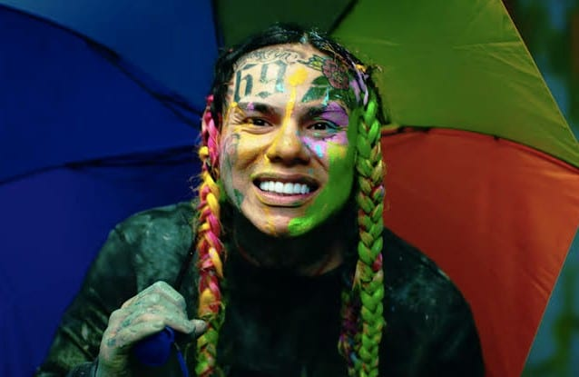6ix9ine Gives Inside Look At How He Made Music Videos On House Arrest