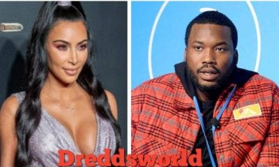 Pic From Meek Mill & Kim Kardashian's Controversial Lunch Surface Online