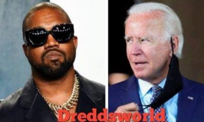 Kanye West Aim At Joe Biden In New Tweets