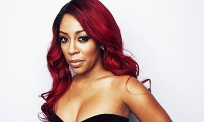 K. Michelle Accidentally Spills Tea About Moneybagg Yo On IG Live