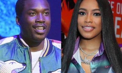 """Meek Mill Confirms Split From Milano; """"We Still Have Mad Love For Each Other"""""""