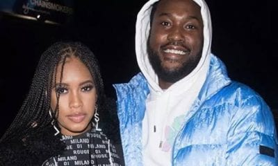 Milano Responds To Meek Mill's Breakup Announcement