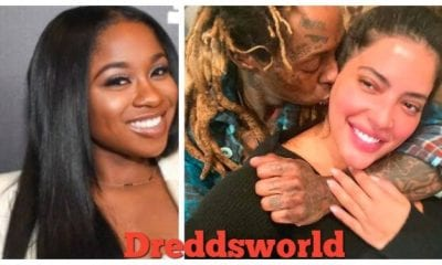 """Reginae Carter Reacts To Picture Of Her Father Lil Wayne Kissing His Girlfriend: """"Get A Room Please"""""""