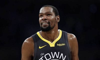 Kevin Durant Responds After Being Called Out for Following Hater's Girlfriend on Twitter
