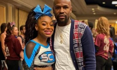 Floyd Mayweather's Daughter Jirah Calls Him Out & He Responds