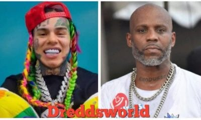6ix9ine Insinuates DMX Told Him To Snitch