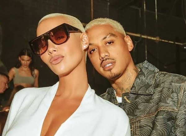 Amber Rose Sparks Marriage Rumor After Calling Baby Daddy Her Husband In Emotional Birthday Post