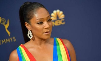 Tiffany Haddish Tests Positive For COVID-19