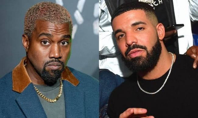 Kanye West Retweets Video Of Him & Drake Again