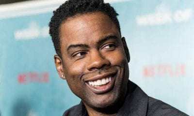 Chris Rock Attending Therapy 7 Hours In A Day After Discovering He's Been Living With Learning Disability