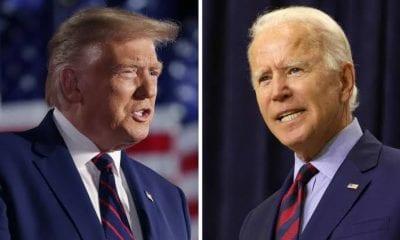 Celebrities React To Trump & Biden's First Debate