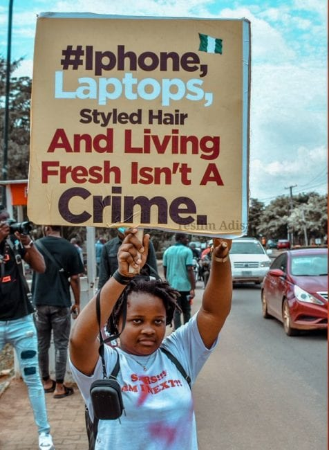 Trey Songz, Big Sean, Lil Baby, Moneybagg Yo, Chance The Rapper & More Lend Their Voices Against Police Brutality In Nigeria