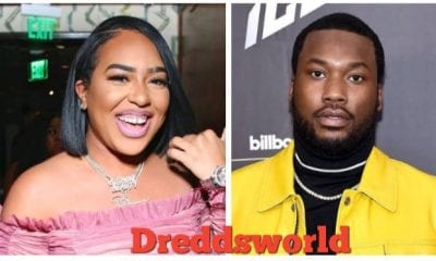 B. Simone Shoots Her Shot At Meek Mill, Wants To Be His Third Baby Mama