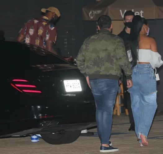 LeBron James Takes Beautiful Wife On Date & Gets Drunk On Tequila