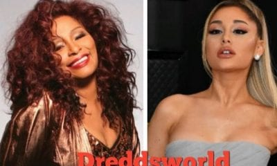 """Chaka Khan Says """"F*ck Her"""" When Asked About Singing With Ariana Grande"""