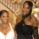 Shamea Morton Flaunts Her Booty In Revealing Outfit To Cynthia Bailey's Wedding