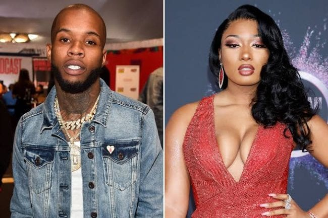 Judge Orders Tory Lanez To Stay Away From Megan Thee Stallion