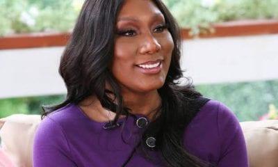 Towanda Braxton Addresses David Adefeso's Drama With Her Family
