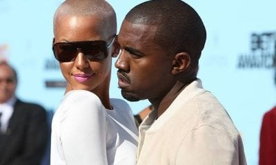 Amber Rose: [Kanye West] Called Me A Prostitute At His Rally.. Just Leave Me Alone""