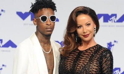 Amber Rose Says 21 Savage Holding 'I'm A Hoe' Sign At Slutwalk Was The Beginning Of Their End