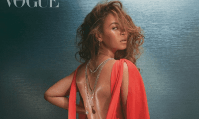 Beyonce Exposes Skin On Vogue Magazine Cover Pics