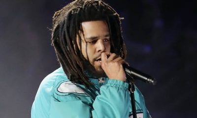 "J Cole Celebrates ""Friday Nights Lights"" Anniversary, Thanks Kanye West, Drake, Wale & More"