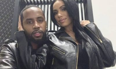 Safaree Responds To Claims He Hit Erica Mena In The Mouth