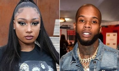 Megan Thee Stallion Claims Tory Lanez Tried To Pay Her & Her Friend Off