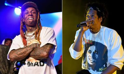 Lil Wayne Reveals The Jay-Z Album That Changed The Game