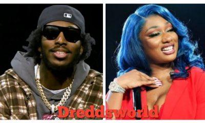 Rapper Pardison 'Pardi' Fontaine Has Eye On Megan