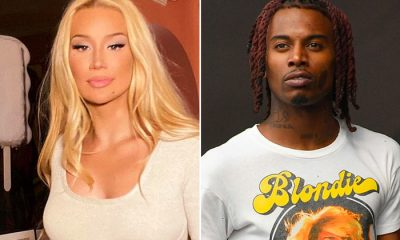 Iggy Azalea Reveals On Twitter That She & Playboi Carti Had Patched Things Up