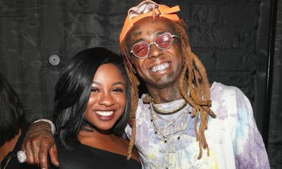 Lil Wayne Gets His Daughter An Icy Watch For Her 22nd Birthday