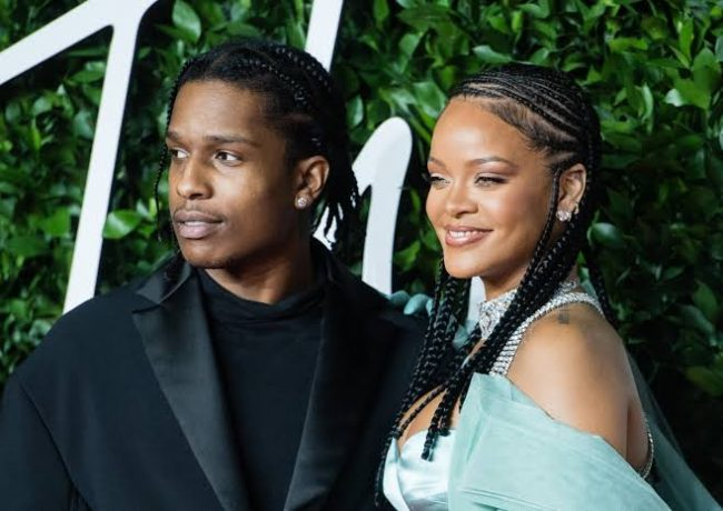 Rihanna and ASAP Rocky Are Reportedly Dating